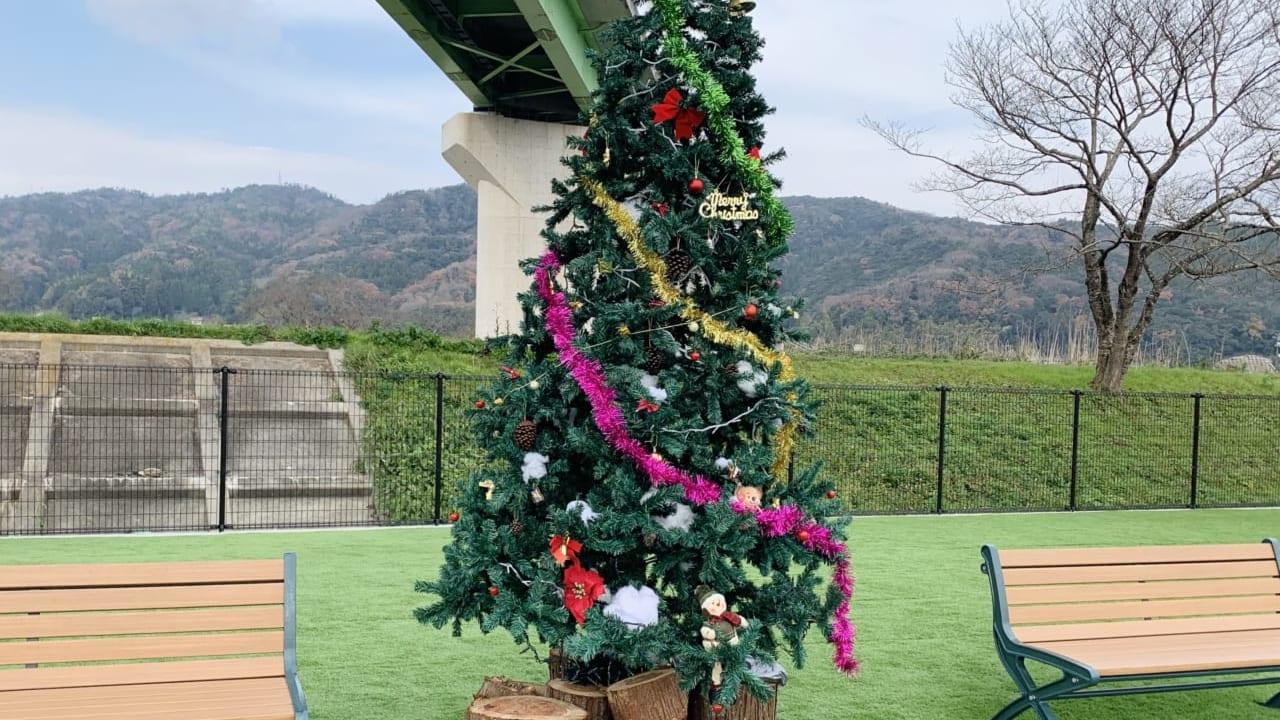 コトリエットのクリスマスツリー