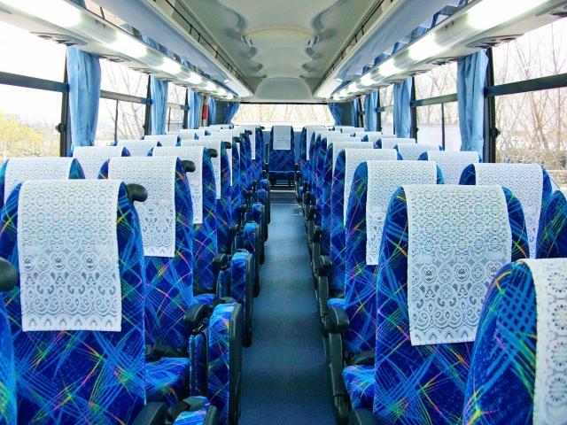 バス車内イメージ