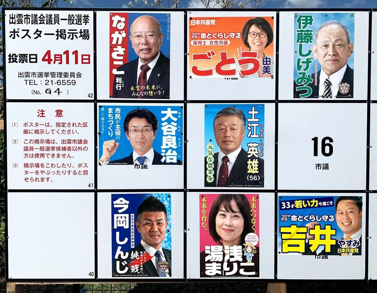 鹿児島 市議会 選挙